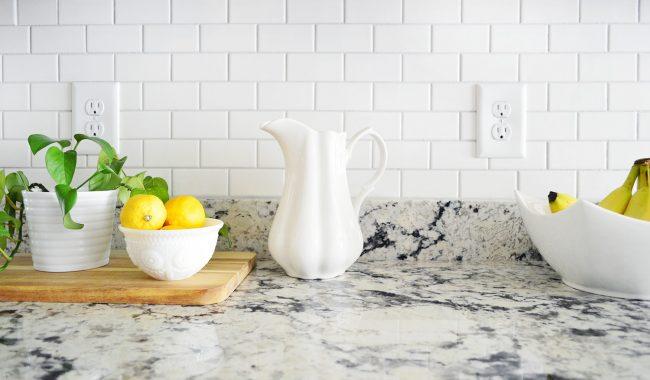 Win a free subway tile backsplash!